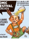 Image of Comic Festival Germany Promotional Sticker