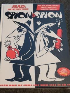 MADs Meisterwerke: Spion & Spion: Mit dem Gesamtwerk von Antonio Prohias! • Germany • 2nd Edition - Dino/Panini