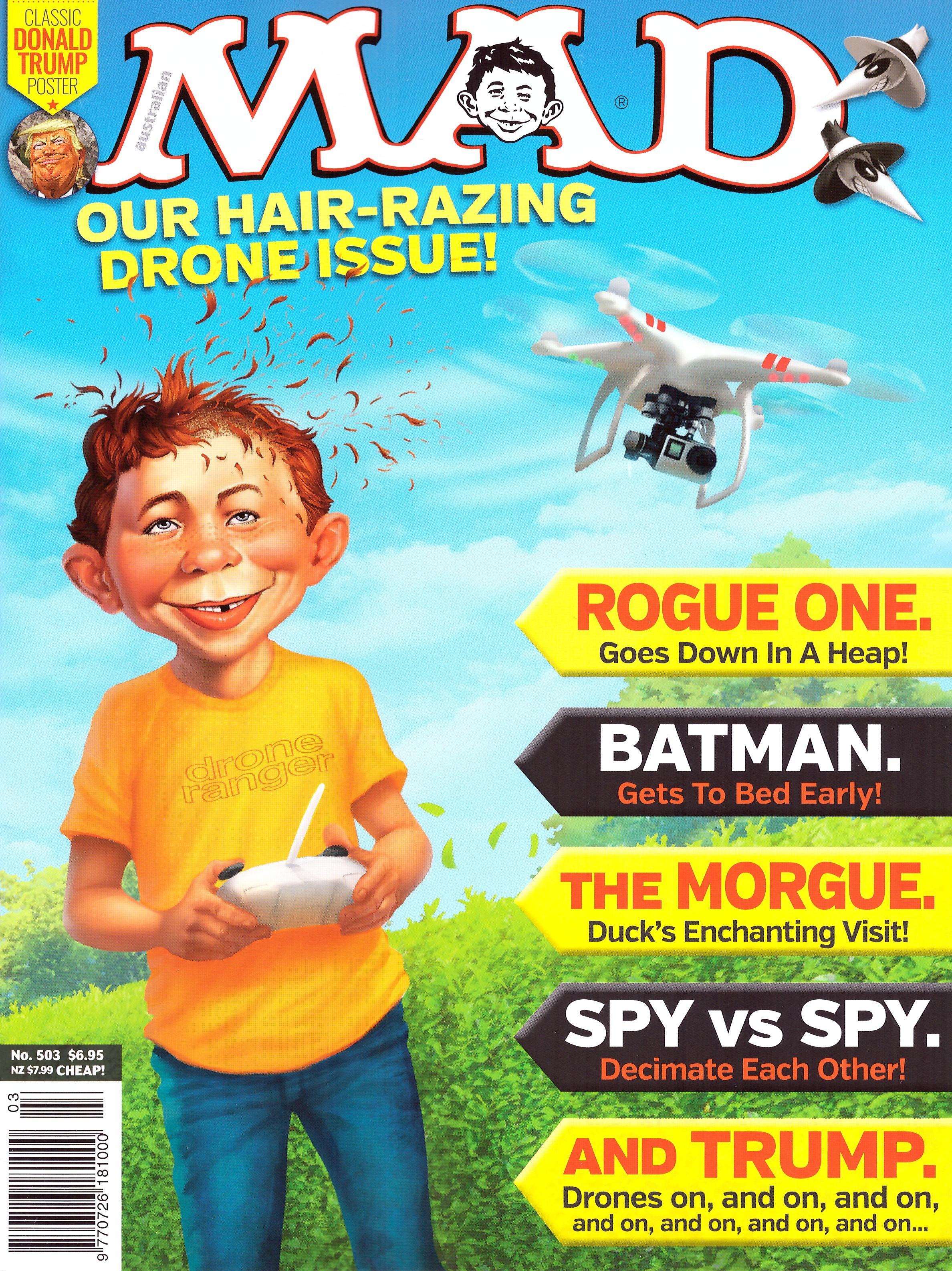 MAD Magazine #503 • Australia