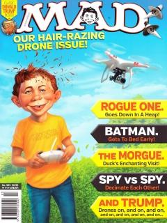Go to MAD Magazine #503 • Australia