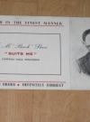 US Alfred E. Neuman Ink Blotter