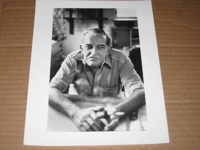 Photograph Antonio Prohias Original B/W • USA