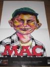 Image of Poster Mac DeMarco Original Store Display