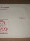 Swedish 1960's Swedish MAD Magazine Original Mailing Envelope Manufactor: Williams Forlags AB, Sweden Original price: - Publication Date: 1960