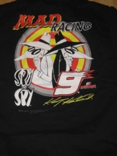 Go to T-Shirt MAD Magazine / MAD Racing / Spy vs. Spy • USA