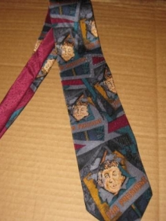 Go to MAD Magazine/ Alfred E. Neuman Neck Tie