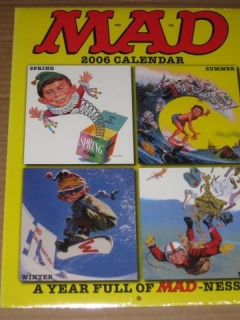 Calendar 2006 MAD Magazine • USA