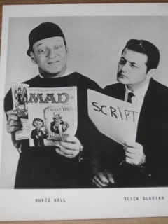 "Go to Original MAD Magazine Unpublished ""Letters Page"" Photograph"