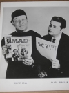 "Photograph Original MAD Magazine Unpublished ""Letters Page"""