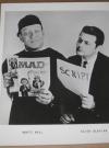 "US Original MAD Magazine Unpublished ""Letters Page"" Photograph Manufactor: Simone Finner Enterprises Agency Publication Date: 1959"