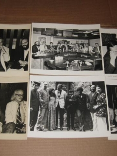 Go to Set Of Six (6) MAD Magazine UGOI / Japanese MAD Publisher Original B/W Photos