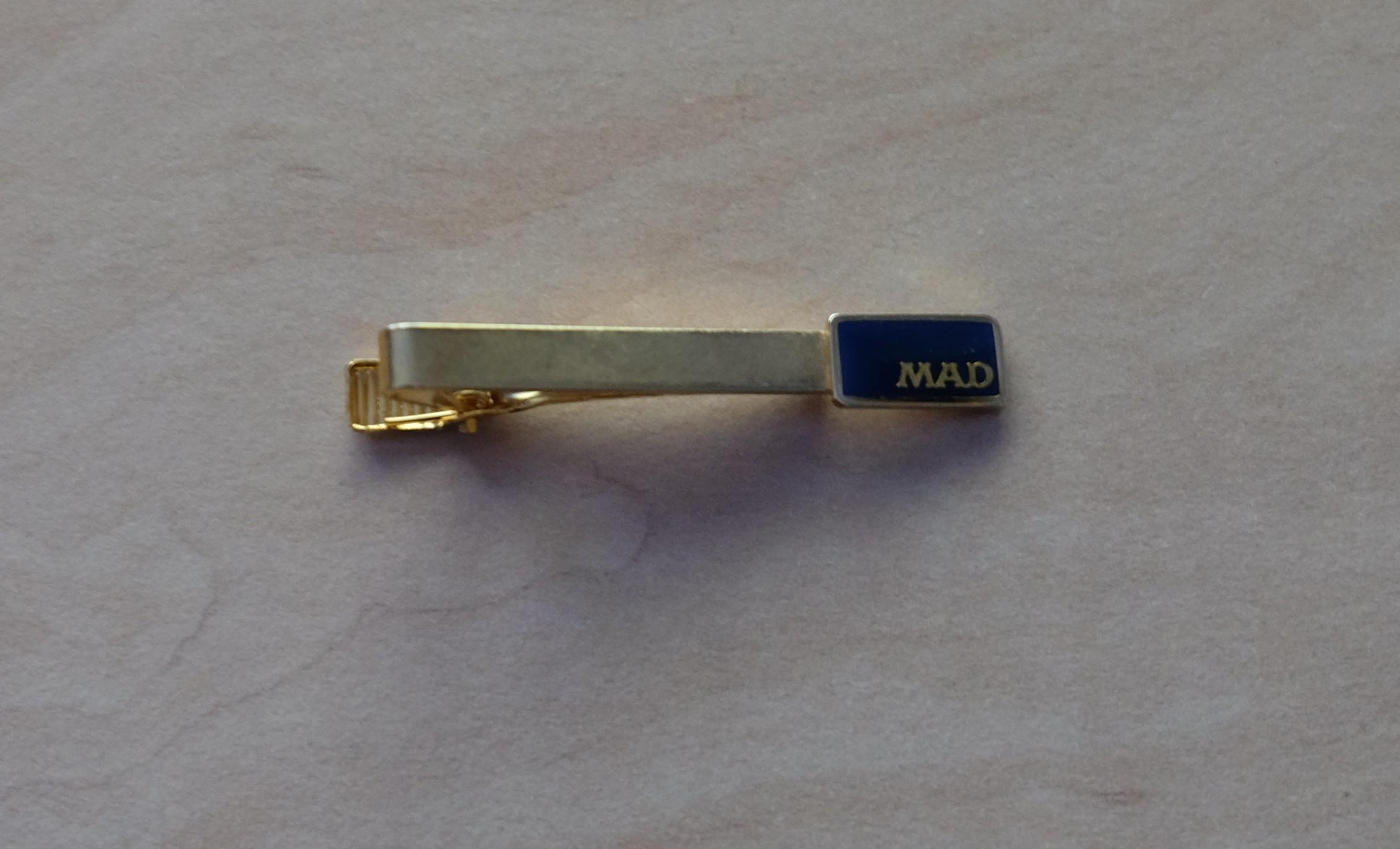 Tie Clip MAD Office • Sweden