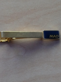 Go to Tie Clip MAD Office • Sweden