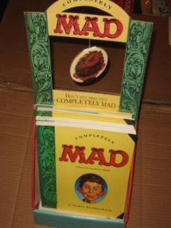 Completely MAD Countertop Display Stand/Unit • USA