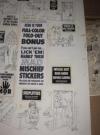 Image of MAD Mischief Stickers Original Art / MAD Special #6 / Signed Al Jaffee