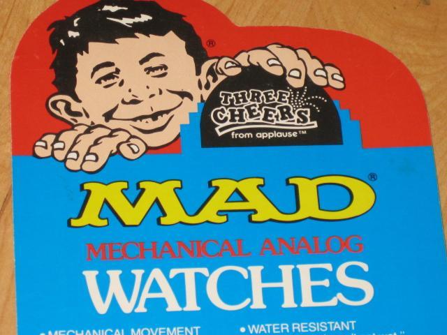MAD Watches Original Display Stand • USA