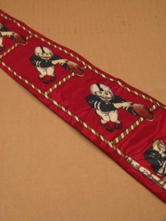 Go to MAD Magazine / Alfred E. Neuman Necktie Football (Red Version)
