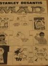 Image of MAD Magazine / Stanley DeSantis Catalog - Order Form