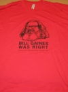 Image of T-Shirt Bill Gaines / Comic Book Legal Defense Fund