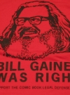 Image of Bill Gaines / Comic Book Legal Defense Fund T-Shirt