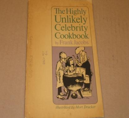 The Highly Unlikely Celebrity Cookbook • USA