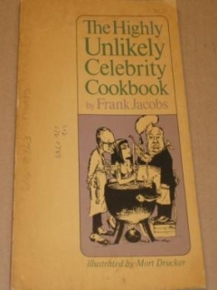 Go to The Highly Unlikely Celebrity Cookbook • USA