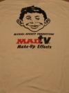 MAD Magazine / MAD TV Promotional T-Shirt (USA) Manufactor: Michael Burnett Productions