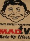 Image of MAD Magazine / MAD TV Promotional T-Shirt