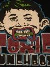 Toxic Lunchbox Promotional T-Shirt w/ Alfred E. Neuman (USA) Manufactor: Toxic Lunchbox