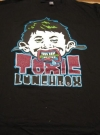 Image of Toxic Lunchbox Promotional T-Shirt w/ Alfred E. Neuman