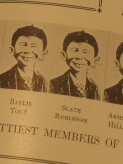 Go to College Yearbook 1928 Colorado w/ pre-MAD Images Of Alfred E. Neuman • USA