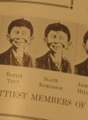 Image of College Yearbook 1928 Colorado w/ pre-MAD Images Of Alfred E. Neuman