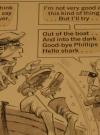 MAD Magazine Paperback Book Original Art Page / Jack Davis Art (USA)