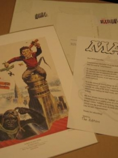 Go to MAD Magazine Subscription Premium Print - Soul Of MAD Collection