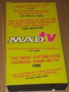MAD TV Emmy Consideration VHS Videotape • USA