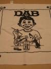 DAB Bandana / Neckerchief MAD Magazine Logo Swipe (USA) Manufactor: Tans Club Publication Date: 2015