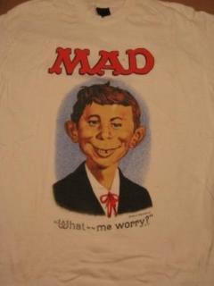 Go to T-shirt Alfred E. Neuman • USA