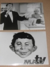 Set Of 2 Promotional Photos From MAD TV (Germany) Manufactor: RTL Television Publication Date: 1998