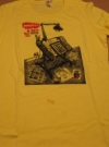 MOCCA Fest Women's T-Shirt with Al Jaffee & Pre-MAD Alfred E. Neuman (USA) Publication Date: 2011