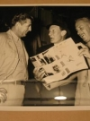 Original Letters Page Photo (Unused) - Robert Mitchum (USA) Publication Date: 1963
