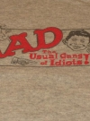 MAD Magazine / Usual Gang Of Idiots T-Shirt (USA) Manufactor: E.C. Publications Publication Date: 2001