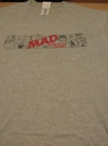 Image of MAD Magazine / Usual Gang Of Idiots T-Shirt