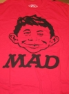 Image of T-Shirt Alfred E. Neuman / Certified MAD
