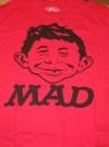 Alfred E. Neuman / Certified MAD T-Shirt (USA)