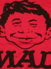 Image of Alfred E. Neuman / Certified MAD T-Shirt