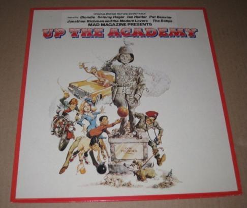 Up The Academy - Studio Record Album • Great Britain