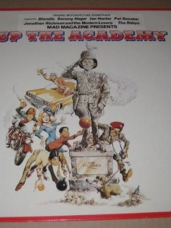 Go to Up The Academy - Studio Record Album • Great Britain