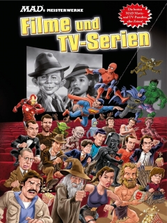 Go to MAD's Meisterwerke: Filme und TV-Serien • Germany • 2nd Edition - Dino/Panini