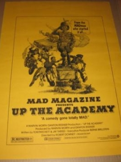 Go to Up The Academy Printers Proof Poster