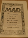 Thumbnail of Newspaper Photo MAD Magazine / Original 1969